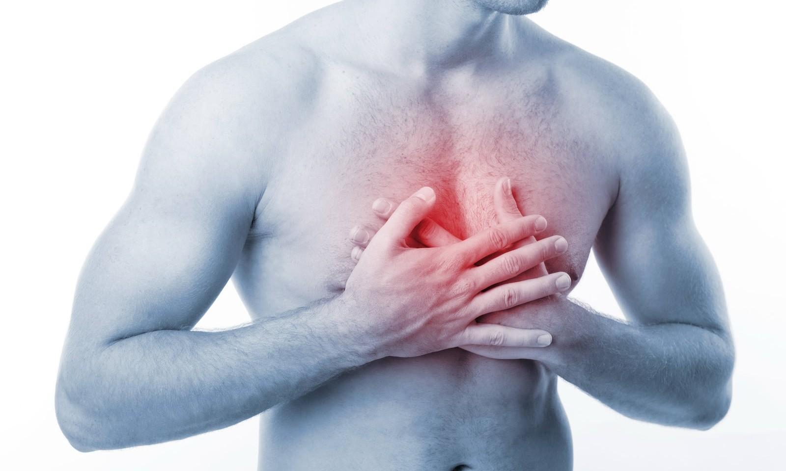Боль в грудной клетке. Неужели инфаркт?